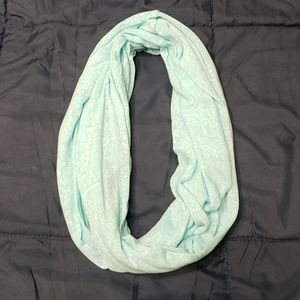 Accessories - Light Blue Infinity Scarf